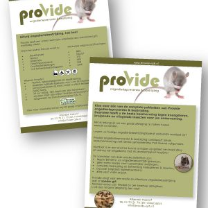 provide heeze ontwerp design flyer flyers buro suus burosuus